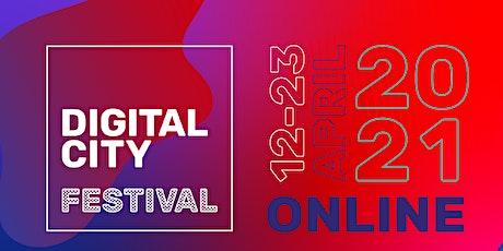 Digital City Festival tickets