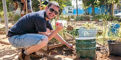 Community/ Therapeutic Garden Building - התנדבות בגינה קהילתית/ טיפולית tickets