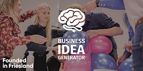 Business Idea Generator #6 tickets