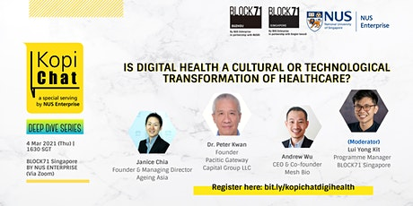 Kopi Chat Deep Dive: Digital Health Tickets