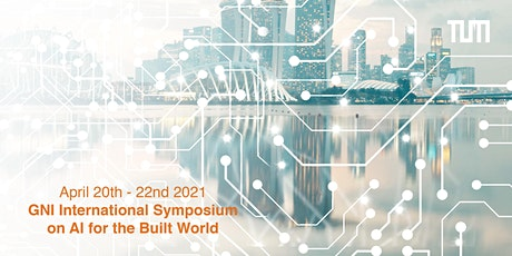 GNI International Symposium on Artificial Intelligence for the Built World Tickets