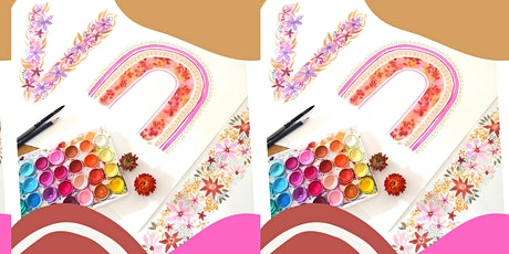 Watercolour Design Workshop tickets