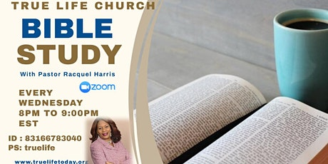 Bible Study - Online tickets