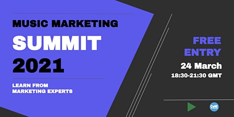 Music Marketing Summit tickets