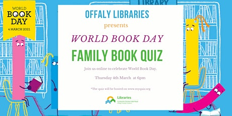 World Book Day Family Quiz tickets