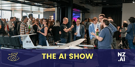 The AI Show - March 2021 tickets