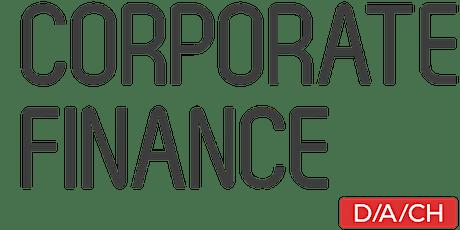 ScaleUp 360° Corporate Finance  D/A/CH Tickets