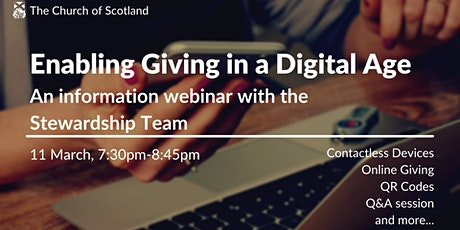 Enabling Giving in a Digital Age tickets