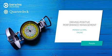 Driving positive performance management tickets
