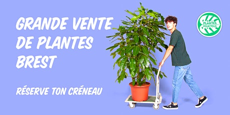 Grande Vente de Plantes - Brest billets