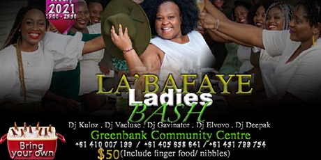 LA'BAFAYE Ladies Bash tickets
