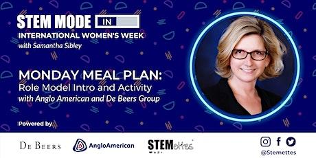 STEM MODE IN - International Women's Week: Monday Meal Plan tickets