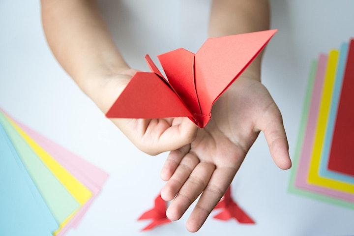 Koi Origami Workshop [免費] 錦鯉摺紙工作坊 image