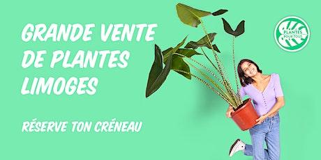 Grande Vente de Plantes - Limoges tickets