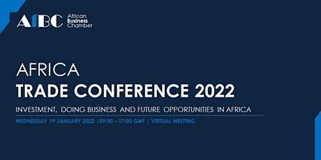 AfBC Africa Trade Conference 2022 tickets