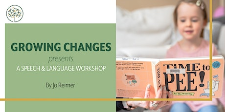 Speech and Language Therapy Workshop tickets