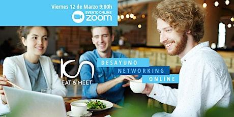 KCN Barcelona Desayuno Networking Online 12-Mar entradas
