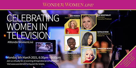 WONDER WOMEN LIVE! tickets
