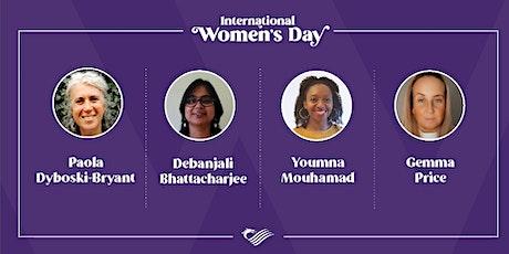 Diwrnod Rhyngwladol y Menywod 2021 International Women's Day tickets
