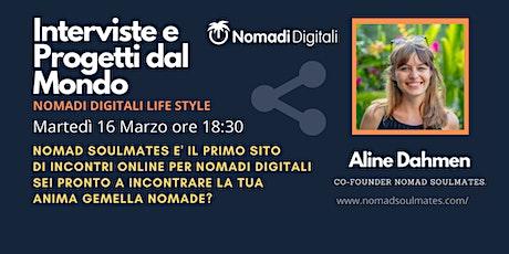 Nomad Soulmates: l'App di Incontri per Nomadi Digitali biglietti