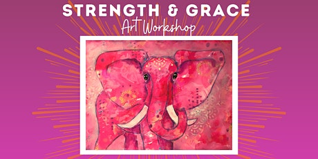 Strength & Grace Art Workshop tickets