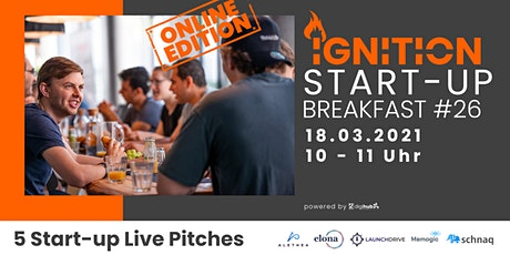 Ignition Start-up Breakfast #26 Tickets