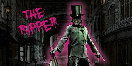 The Anaheim, CA Ripper tickets