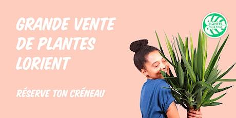 Grande Vente de Plantes - Lorient billets