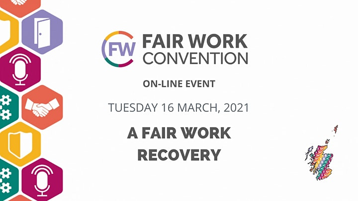 Fair Work Convention Event Online - A Fair Work Recovery image