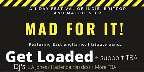 Brewery Sessions - Mad For It tickets