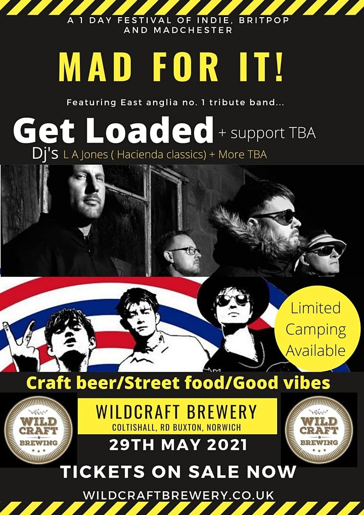 Brewery Sessions - Mad For It image