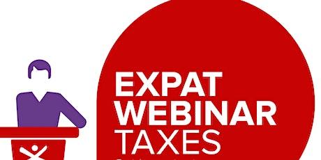 Expat Webinar: Taxes tickets