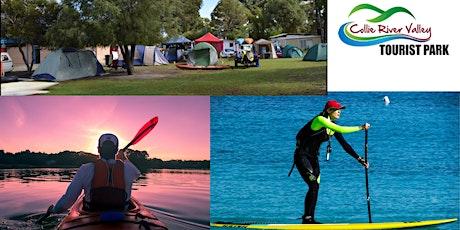 Canoe, kayak & SUP weekend fundraiser tickets