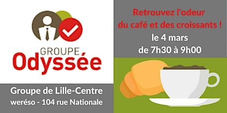 Réunion Club Odyssée - Lille Centre billets
