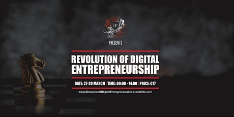 Revolution Of Digital Entrepreneurship tickets