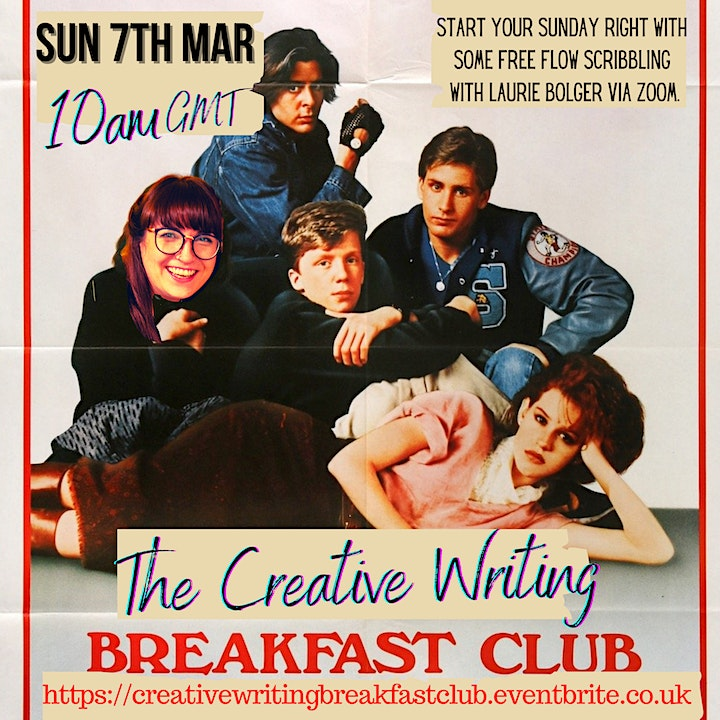 The Creative Writing Breakfast Club Session 29 image