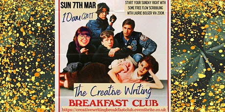 The Creative Writing Breakfast Club Session 29 tickets