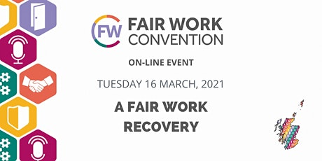 Fair Work Convention Event Online - A Fair Work Recovery tickets