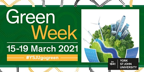 Green Week: Ecological Justice Student Research tickets