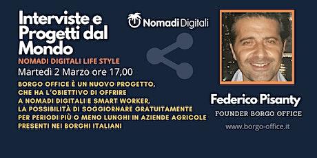 Borgo Office: Lavorare da Remoto Alloggiando nelle Aziende Agricole biglietti