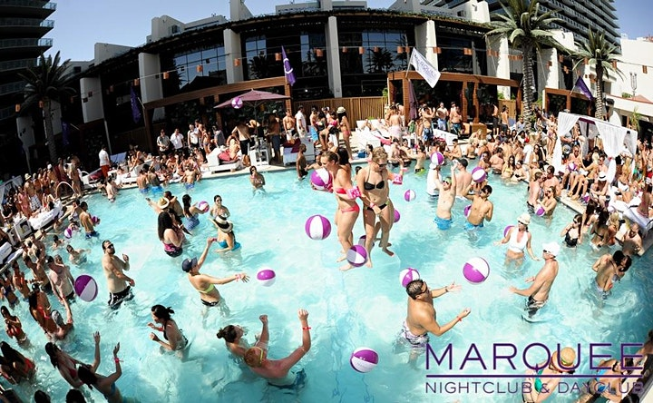 Sunday Pool Party Marquee Las Vegas image