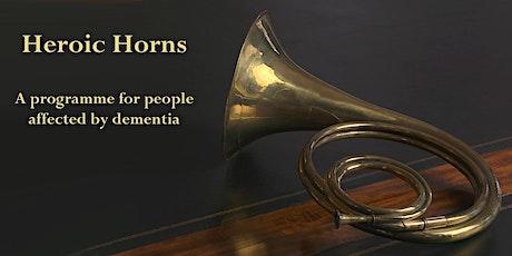 Dementia Social: Heroic Horns tickets
