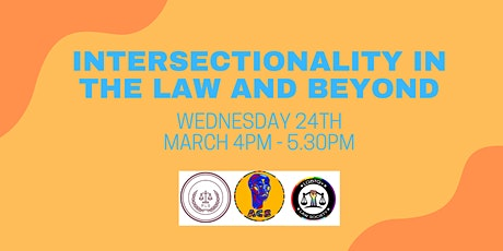 Intersectionality in the Law and Beyond tickets