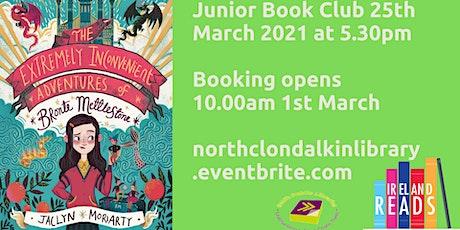 Online Junior Book Club with Juliette Saumande tickets