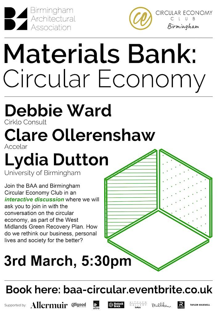 Material Bank: Circular Economy image