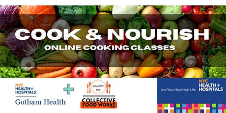 COOK & NOURISH by Gotham Health x Collective Fare tickets