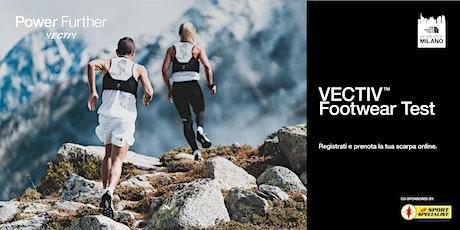 DF Sport Specialist - Vectiv Footwear Test biglietti