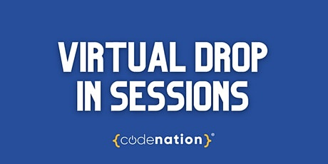 Virtual drop in session tickets