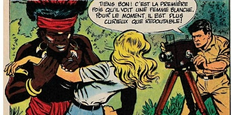 Week 1 - Representation of Pacific cultures and heritage in European comics tickets