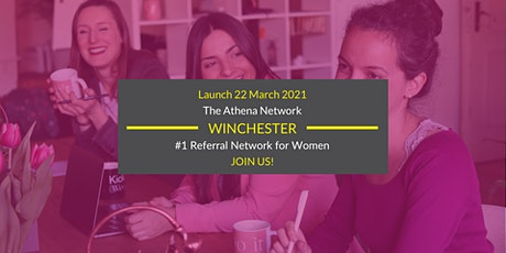 The Athena Network Winchester - Launch Event tickets